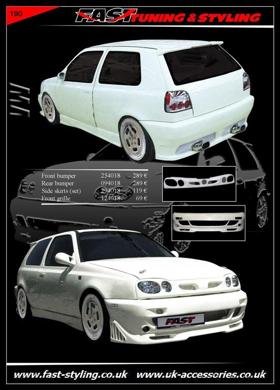 vw golf car body kits and in best quality auto parts wholesales buying directly from the. Black Bedroom Furniture Sets. Home Design Ideas